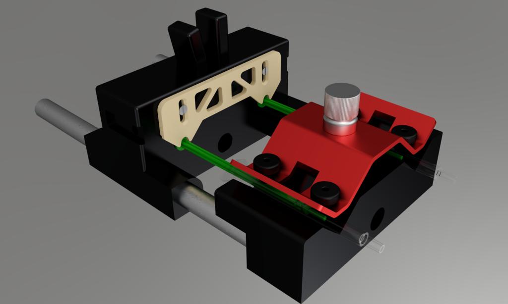 accessoires pour phd2000 en impression 3D