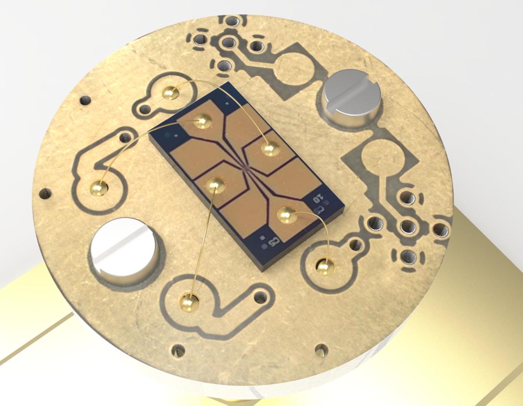 echantillon micro-bonding