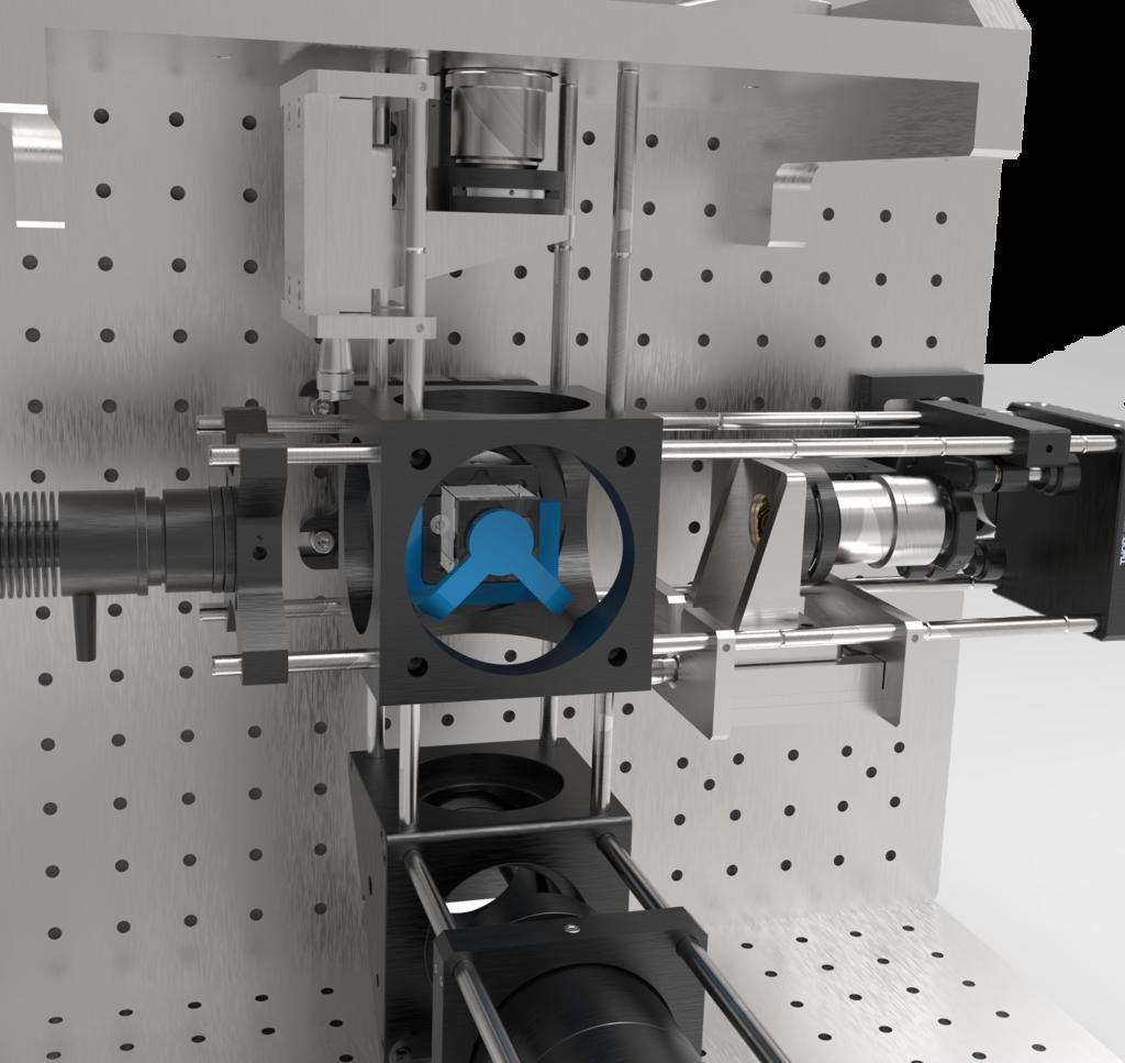 tfm2bis bras interferometrique